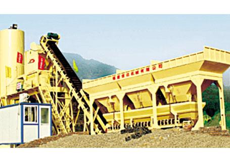 信达YWBS300稳定土厂拌设备
