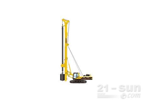 厦工XGR120旋挖钻机