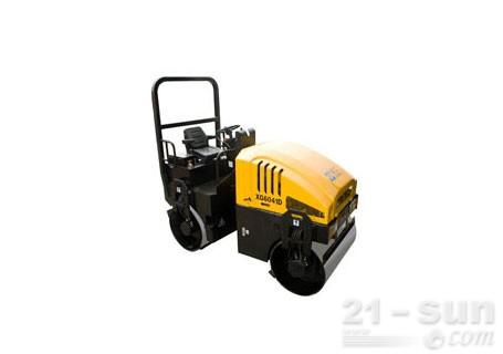 厦工XG6041D双钢轮压路机