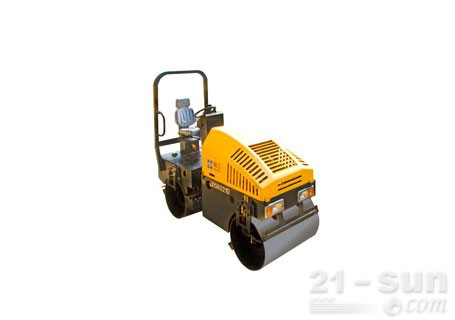 厦工XG6021D双钢轮压路机