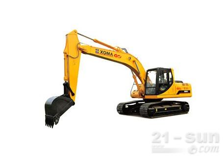 厦工XG821挖掘机图片
