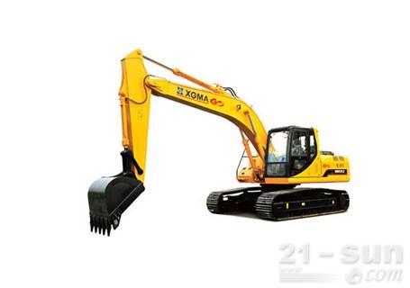 厦工XG822LC挖掘机图片