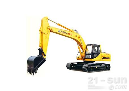 厦工XG825LC挖掘机