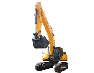 沃得重工W2500LC-8挖掘机