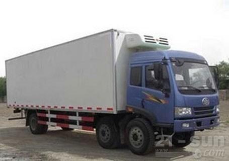 青岛雅凯QYK5251XLC解放骏威系列冷藏车