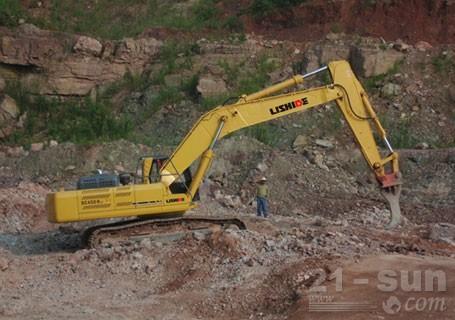 力士德SC450.8松土型挖掘机