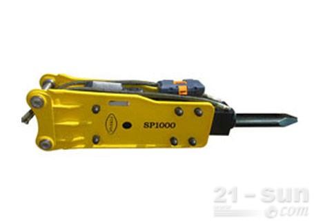 军恒斯帕克SP1000直型破碎锤