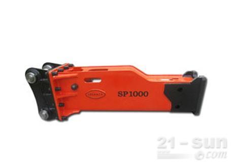 军恒斯帕克SP1000box-silenced破碎锤