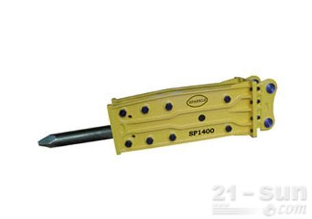 军恒斯帕克SP1400直型破碎锤