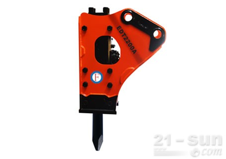 艾迪EDT 2200A三角型破碎锤