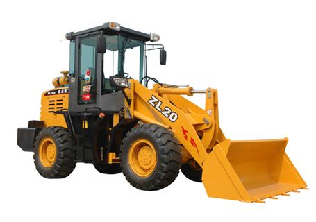威源机械ZL-20轮式装载机图片
