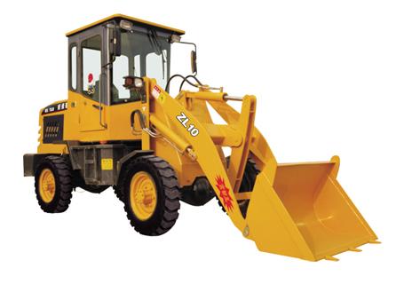 威源机械ZL-10轮式装载机图片