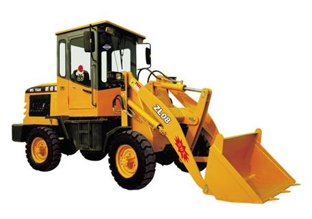 威源机械ZL-08轮式装载机图片
