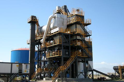 铁拓机械TS3015沥青热再生设备