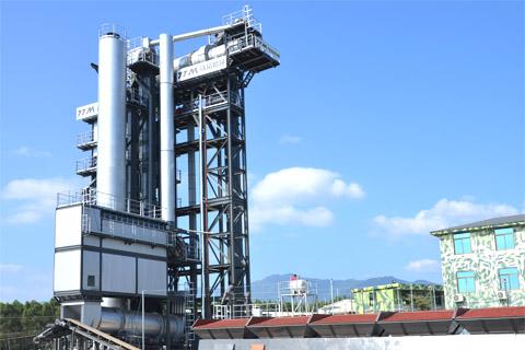 铁拓机械TS1510沥青厂拌热再生设备
