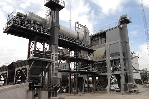 铁拓机械RLBZ-1500沥青再生设备图片