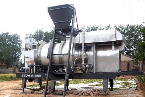 铁拓机械RQB系列沥青再生设备