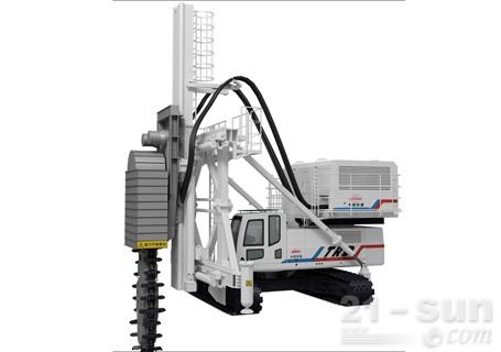 铁建重工LSJ60连续墙钻机
