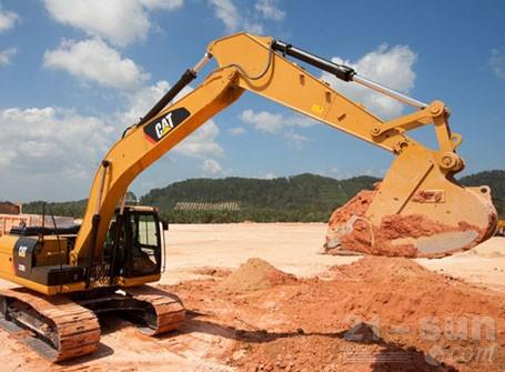 卡特彼勒320D2履带式挖掘机