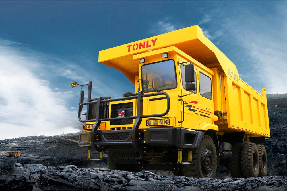 同力重工TL85系列刚性自卸卡车