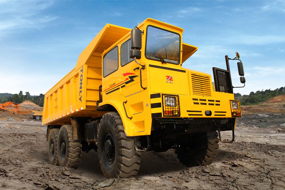 同力重工TL84系列刚性自卸卡车图片