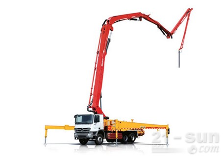 三一SY5510THB 620C-8泵车