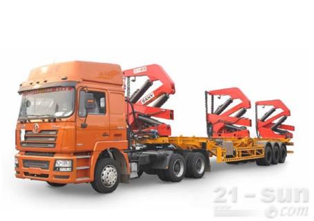 三一SY9401TZX 3502自装卸车