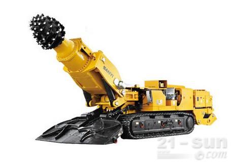 三一EBZ318(H)硬岩掘进机