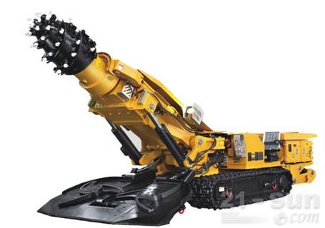 三一EBZ160悬臂式掘进机(加强型)