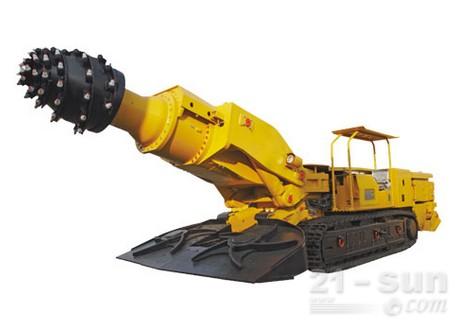 三一EBZ318A硬岩掘进机