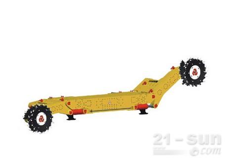 三一MG2×160/730-WD700系列采煤机