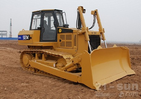 山工SEM816履带推土机图片