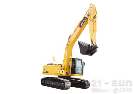 江麓CN230LC-6挖掘机图片