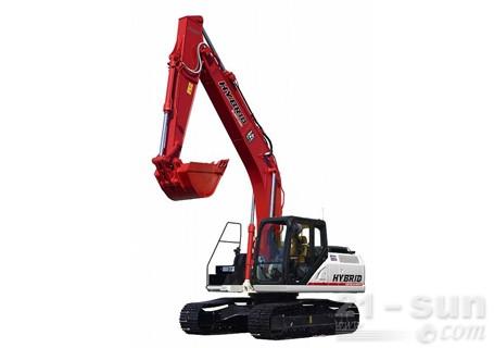 住友SH200HB-6挖掘机