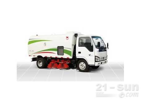 潍柴特种车YZT5080TSL清扫机