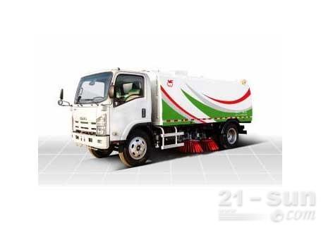 潍柴特种车YZT5100TSL清扫机
