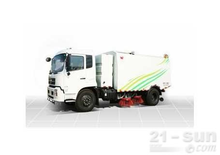 潍柴特种车YZT5168TSL清扫机