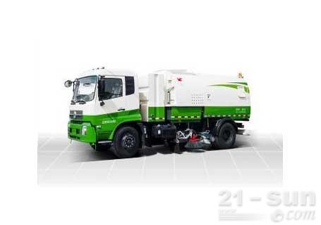 潍柴特种车YZT5169TSL清扫机