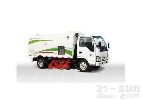 潍柴特种车YZT5074TSL清扫机