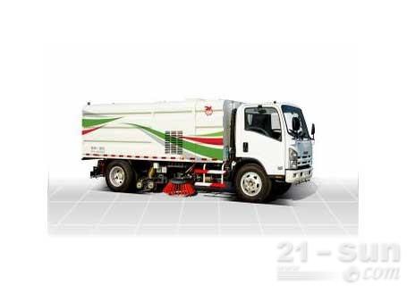 潍柴特种车YZT5100TXS清扫机