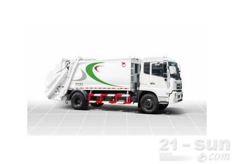 潍柴特种车YZT5165ZYSE4压缩式垃圾车
