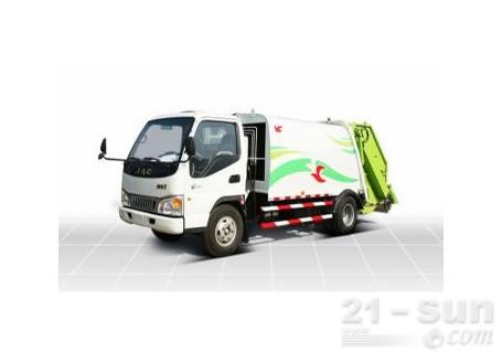 潍柴特种车YZT5073ZYS压缩式垃圾车