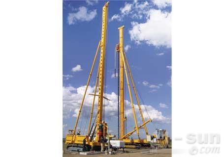 方圆集团JZL系列旋挖钻机