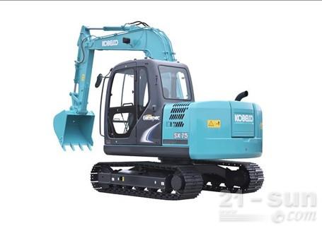 神钢SK75-8挖掘机