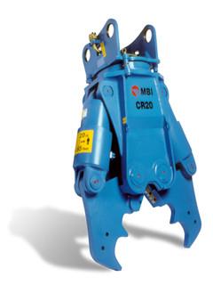 曼托瓦尼CR系列液压剪