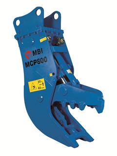 曼托瓦尼MCP系列液压剪