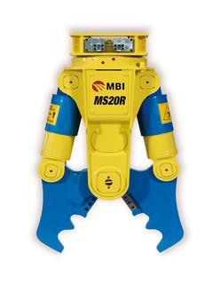 曼托瓦尼MS系列液压剪