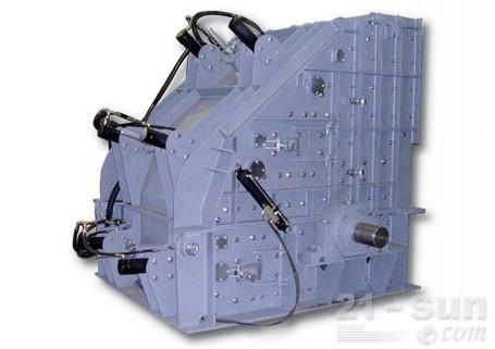 斯泰克1100 HD反击式破碎机图片
