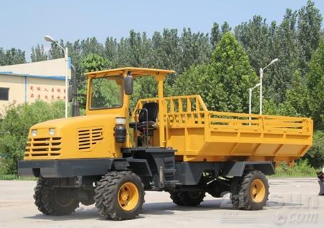 神娃机械SWL-30轮式机械运输车