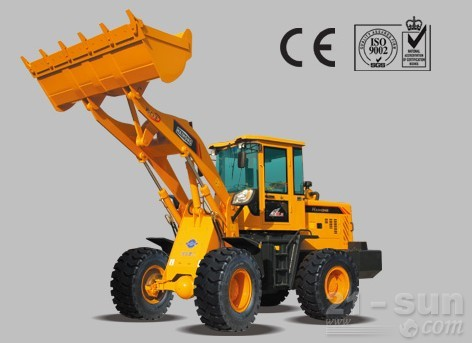 山东海宏CXT928轮式装载机图片